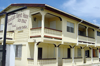 Of The Three Belize Explorer Hotels In Town Ura S Is Lowest Priced Accommodation Available With All Rooms Less Than Us 20